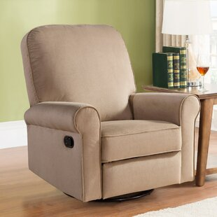 Darby Home Co Mathers Reclining Glider