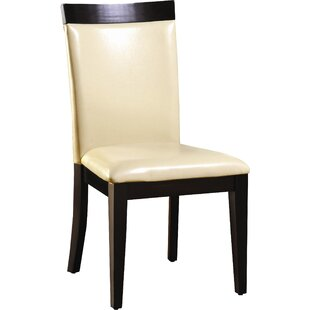 Connor Upholstered Dining Chair (Set Of 2) by Latitude Run Best Choices