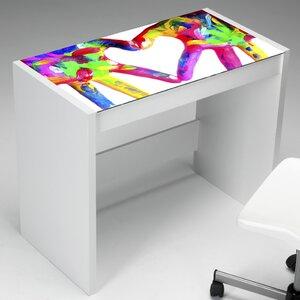 Schreibtisch Devola von Hokku Designs