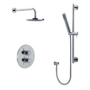 Roman Soler by Nameeks Drako Shower Set