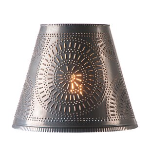 Aahil Chisel 14 Metal Empire Lamp Shade