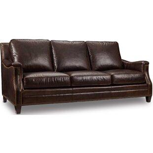 Bradshaw Leather Sofa
