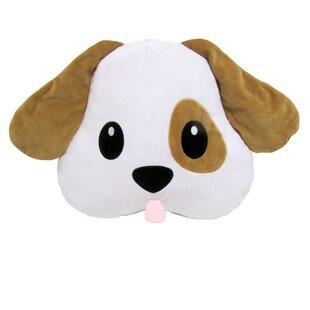 Kalia Puppy Throw Pillow