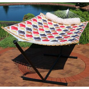 Loreen Quilted Double Hammock by Freeport Park