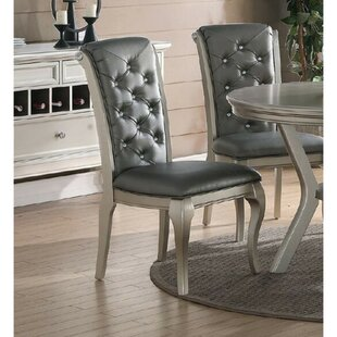 Destin Upholstered Dining Chair (Set of 2) by House of Hampton