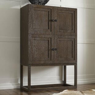 Jasper Bar Cabinet by Brownstone Furniture