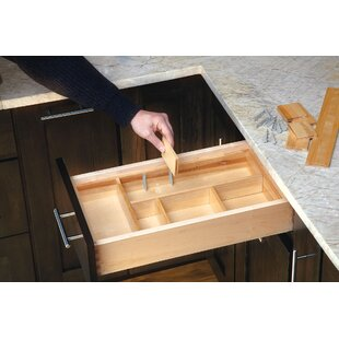 Rev-A-Shelf 6 Piece Drawer Organize Set