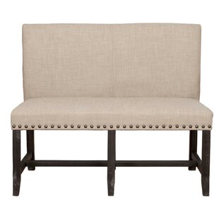 Harworth Upholstered Bench by Gracie Oaks