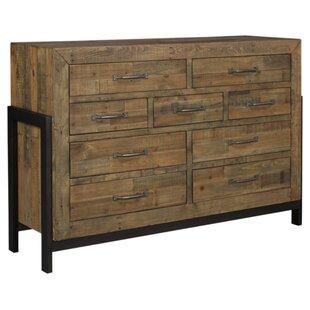 Mistana Gino 9 Drawer Dresser