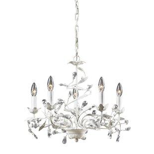 Ophelia & Co. Mcallier 5-Light Chandelier