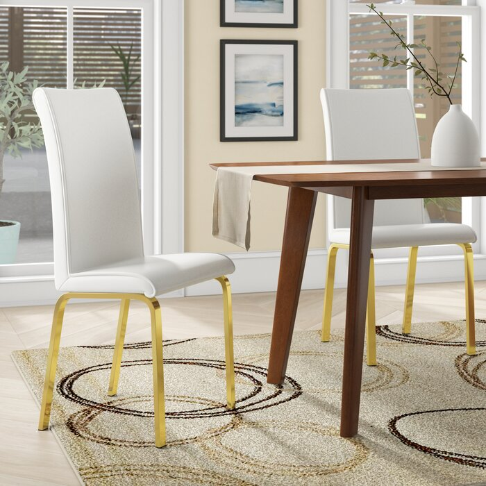 huge selection of 7a681 8d306 Leia Upholstered Dining Chair