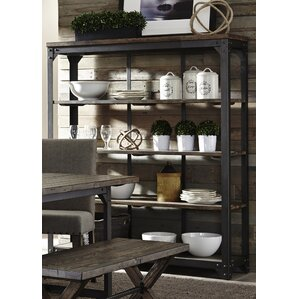 Irlee Open Standard Curio Cabinet by Grac..