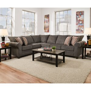 Degory Sectional by Alcott Hill