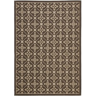 Herefordshire Brown/Tan Indoor/Outdoor Rug