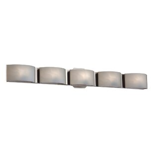 Look for Goodsell 5-Light Bath Bar By Ebern Designs