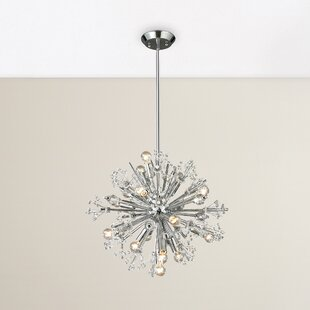 Mercer41 Spielberg 15-Light Chandelier