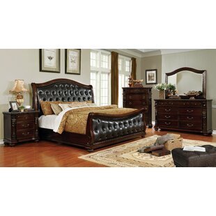 Kelly Upholstered Panel Bed