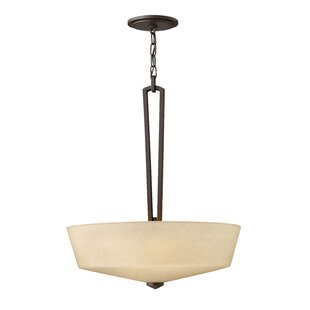 Hinkley Lighting Parker 3-Light Bowl Pendant