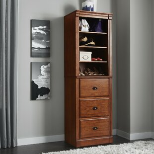 Best Choices Cargile 82.25 Closet System ByDarby Home Co