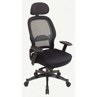 Office Star Products SPACE Matrex High-Back Mesh Executive Chair