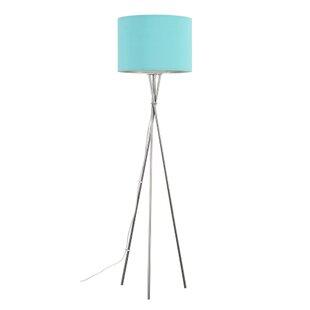 Navy blue floor lamp wayfair search results for navy blue floor lamp aloadofball Images