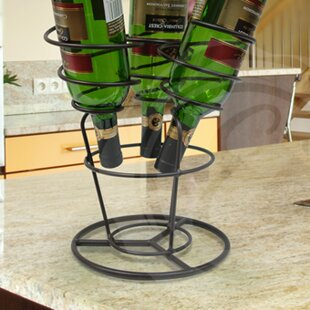 3 Bottle Tabletop Wine Rack by Epicureanist
