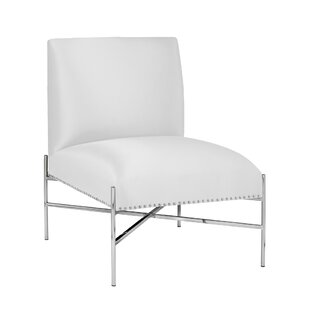Orren Ellis Bethea Steel Lounge Chair