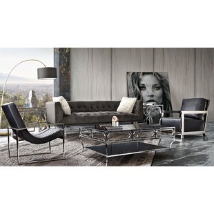 Shop Laguerre Tufted Sofa by Diamond Sofa