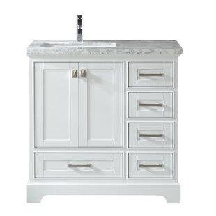 Haxby 36 Freestanding Single Bathroom Vanity By Highland Dunes