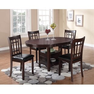 Axtell 5 Piece Dining Set Alcott Hill