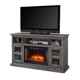 TV Stand for TVs up to 65 with Fireplace Included by Muskoka
