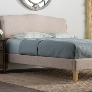 Lark Manor Sevan Upholstered Platform Bed