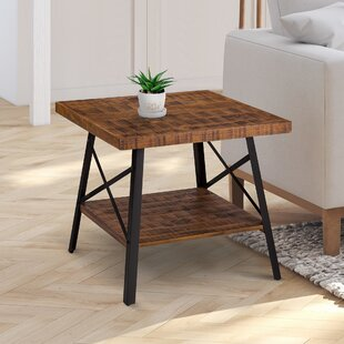 Necaise End Table by Willi..