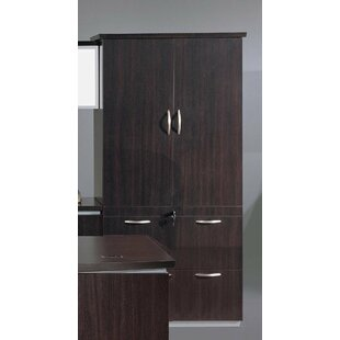 Pimlico 2 Door Storage Cabinet by Flexsteel Contract Reviews