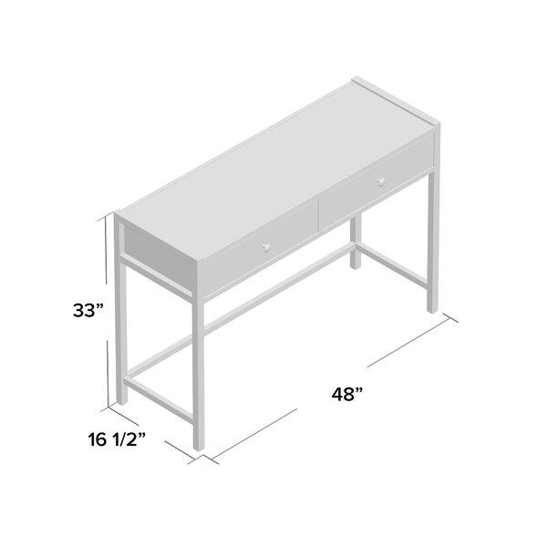 Amoroso 48 Console Table Birch Lane