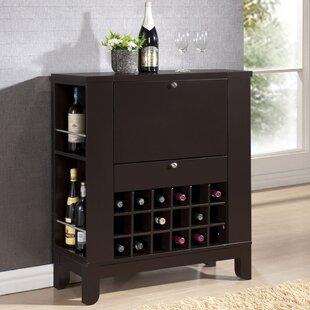 Wholesale Interiors Baxton Studio Wine Bar