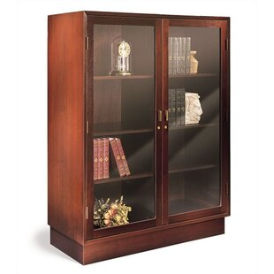 1100 Ny Series Den Master Standard Bookcase by Hale Bookcases