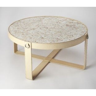 Willesden Coffee Table by Everly Quinn Spacial Price