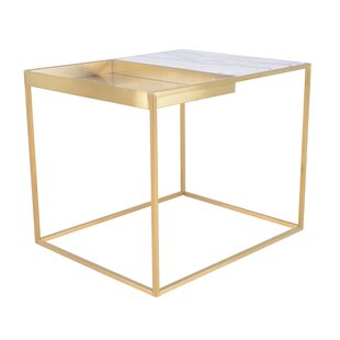 Look for Fareham End Table by Everly Quinn