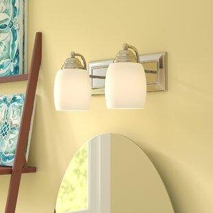 Best Allston 2-Light Vanity Light By Charlton Home