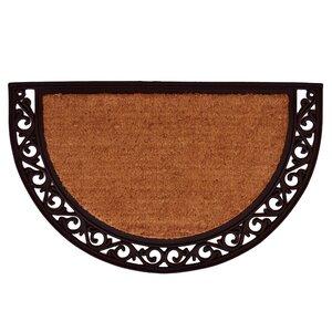 Ornate Scroll Doormat