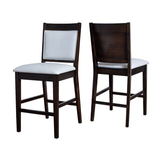 Shopping for Pickell Ladder 25.51 Bar Stool (Set of 2) by Latitude Run Reviews (2019) & Buyer's Guide