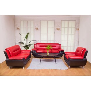 Red Living Room Sets You Ll Love In 2021 Wayfair