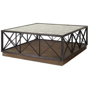 Borgata Coffee Table by Gracie Oaks Coupon
