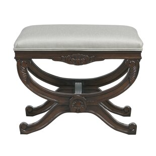 Remy Wood Bench by Duralee Furniture