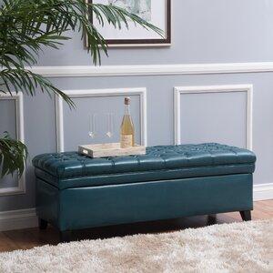 Cullins Upholstered Storage Bench