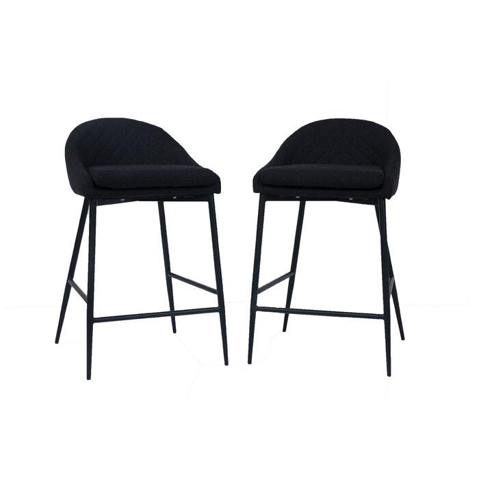 Fabulous Maria Counter 26 Bar Stool Inzonedesignstudio Interior Chair Design Inzonedesignstudiocom