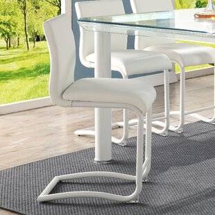 Len Upholstered Dining Chair (Set Of 2) Best Design