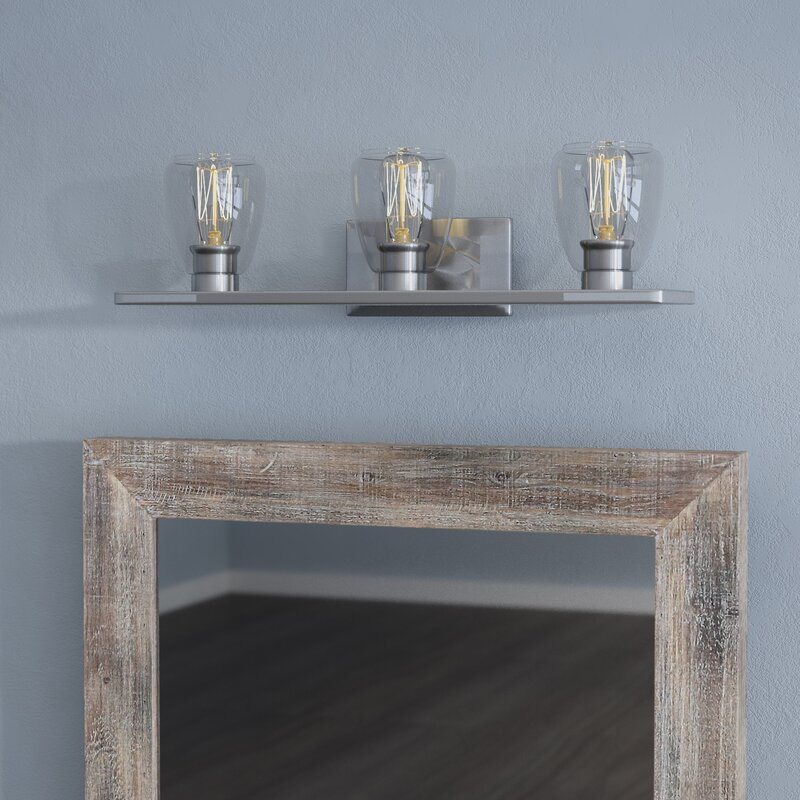 Trent Austin Design La Habra Heights 3 Light Vanity Light Reviews