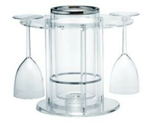 Tabletop Wine Glass Rack by Chenco Inc.